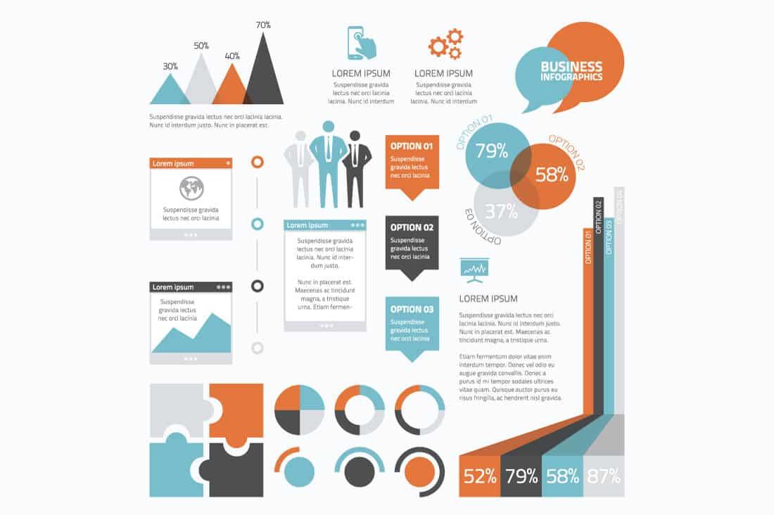 Beispiel Infografik