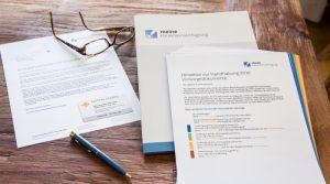 Dokumentenmappe von Meine Patientenverfügung