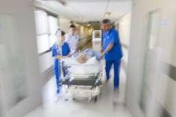 Notfall im Krankenhaus