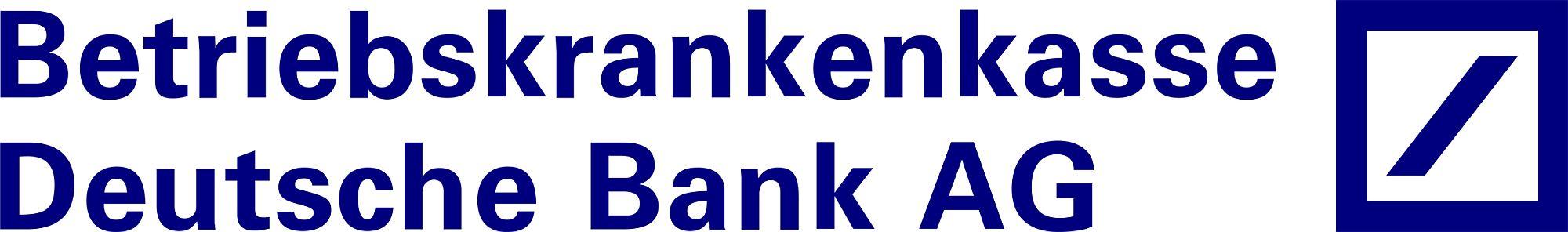 Logo BKK Deutsche Bank AG