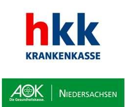 Logos HKK und AOK