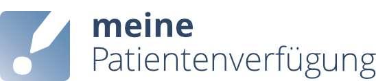 Logo Meine Patientenverfügung